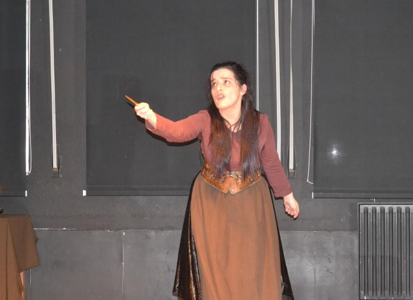 Lady Macbeth - W. Shakespeare (7)