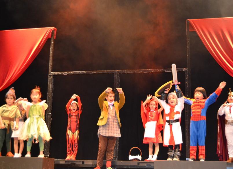 Teatralia (Dramatización I e II) 18
