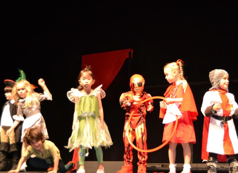 Teatralia (Dramatización I e II) 25