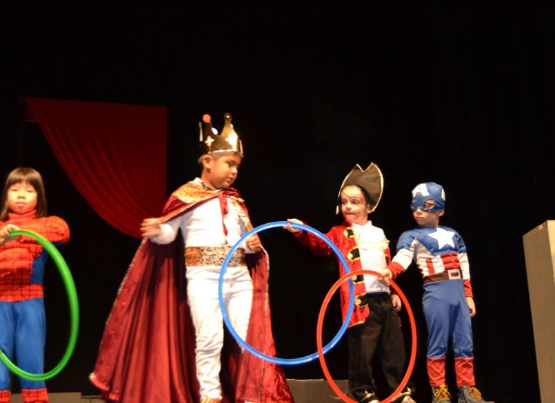 Teatralia (Dramatización I e II) 26