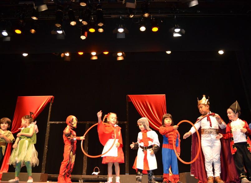 Teatralia (Dramatización I e II) 31