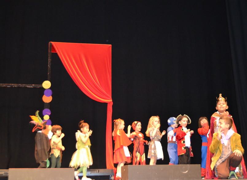 Teatralia (Dramatización I e II) 49