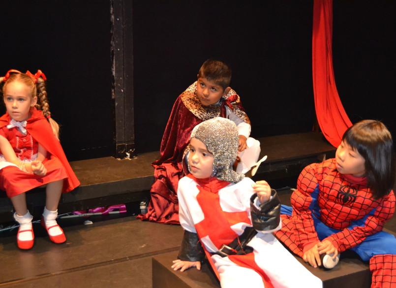 Teatralia (Dramatización I e II) 5