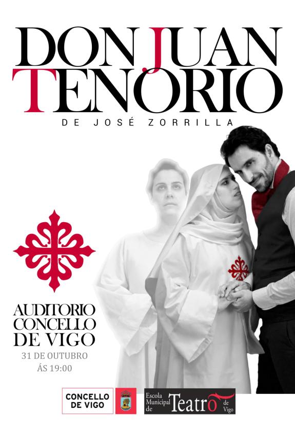 Don Juan Tenorio (31 outubro)