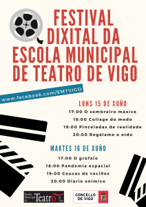 Festival dixital Escola Municipal de Teatro 2020